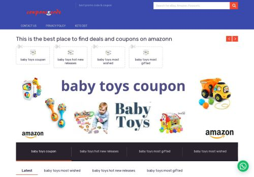 لقطة شاشة لموقع couponsxcode بتاريخ 02/06/2021 بواسطة دليل مواقع آوليستس